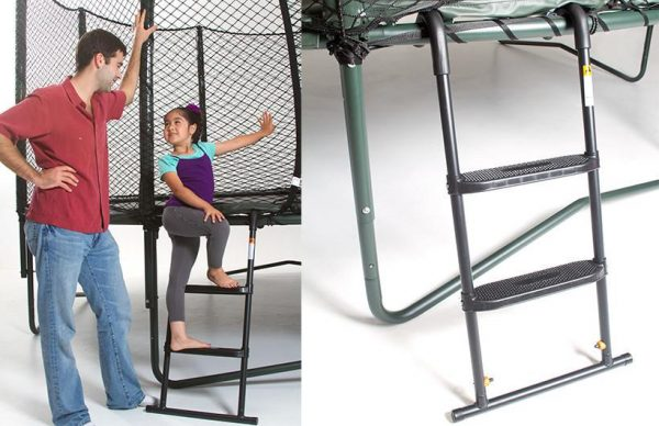 SureStep Trampoline Ladder - 2 Step